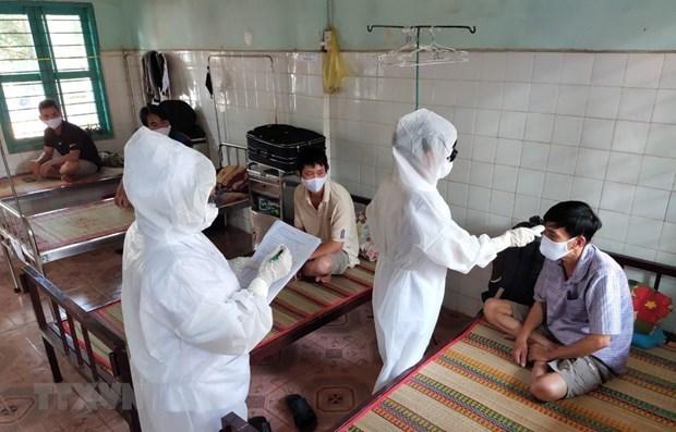 Camboya amplia esfuerzos para hacer frente al COVID-19 hinh anh 1