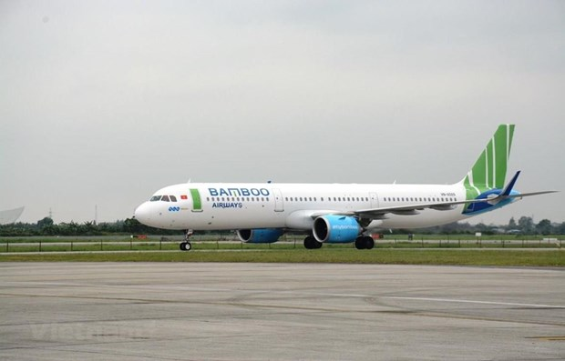 Operara Bamboo Airways vuelo especial a Republica Checa para repatriar ciudadanos europeos hinh anh 1