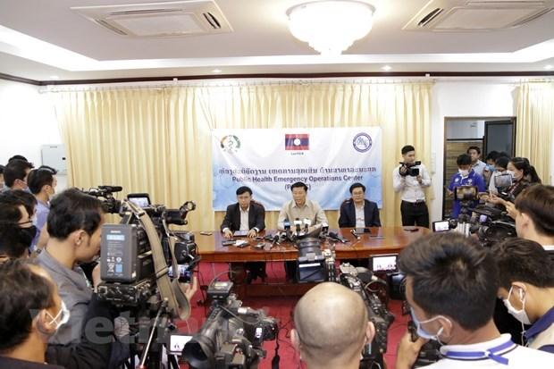 Detecta Laos dos primeros casos contagiados de COVID-19 hinh anh 1
