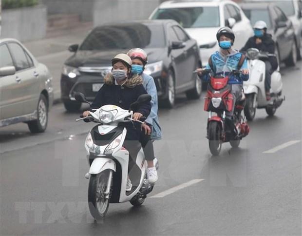 Establece Vietnam red de monitoreo de calidad del aire hinh anh 1