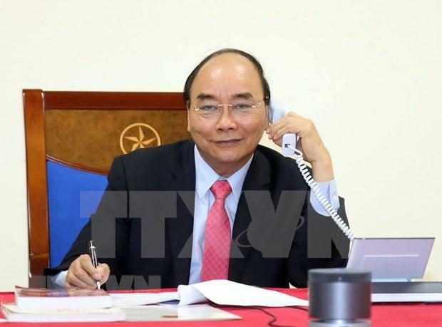 Vietnam dispuesto a cooperar con Republica Checa en lucha contra COVID-19 hinh anh 1