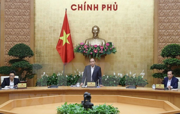 Premier vietnamita aboga por asegurar progreso inclusivo e integral hinh anh 1