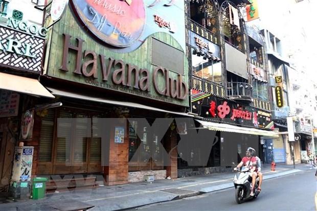 Ciudad Ho Chi Minh cierra temporalmente servicios no esenciales hinh anh 1