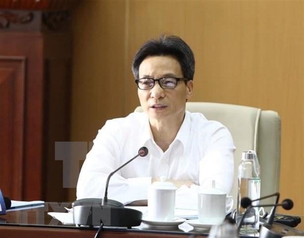 Vietnam listo para responder a la nueva situacion de COVID-19 hinh anh 1