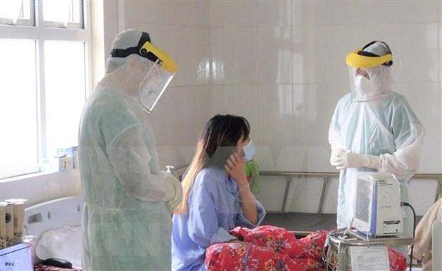 Mas pacientes de coronavirus en Vietnam dan negativo en nuevos examenes hinh anh 1