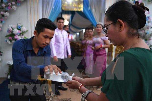 Tailandia y Camboya registran nuevos casos de SARS-CoV-2 hinh anh 1