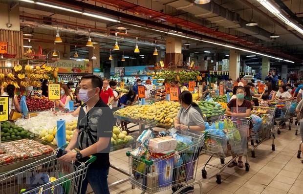 Economia de Camboya sufre grandes perdidas debido a COVID-19, segun Banco Asiatico hinh anh 1