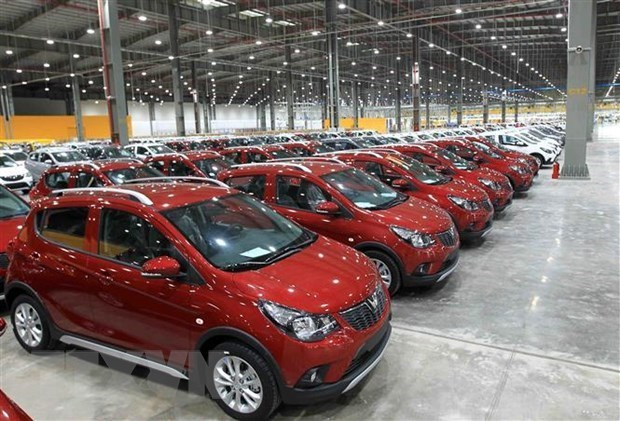 Coronavirus afecta a la industria automotriz de Vietnam hinh anh 1