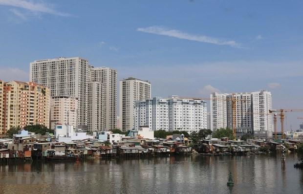 Mercado inmobiliario en Vietnam afectado por el coronavirus hinh anh 1