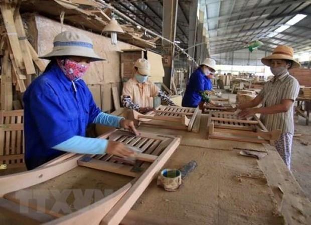 Promueven procesamiento de productos madereros de Vietnam hinh anh 1