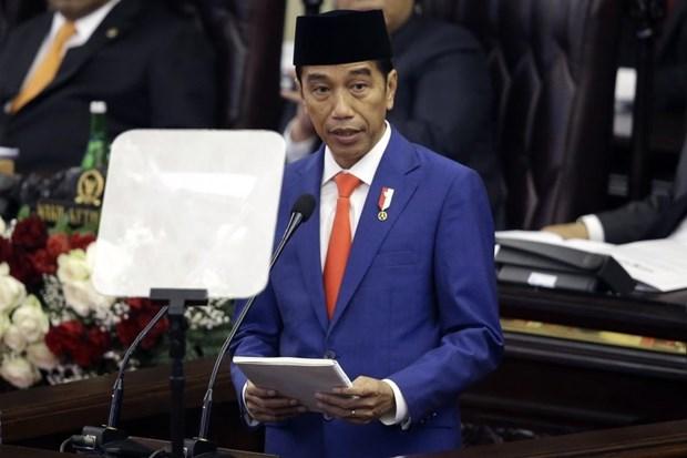 Indonesia relaja pago de deuda para pequenas y medianas empresas hinh anh 1