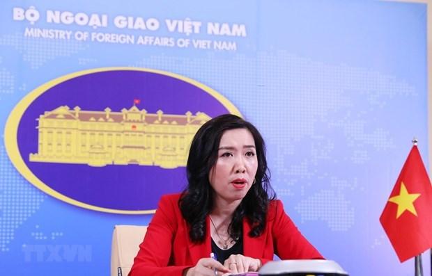 Exige Vietnam a China respetar su soberania sobre Truong Sa hinh anh 1