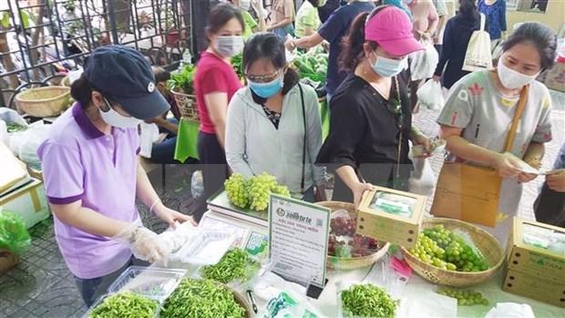 Venta en linea, solucion para empresas vietnamitas en medio de epidemia de COVID-19 hinh anh 1