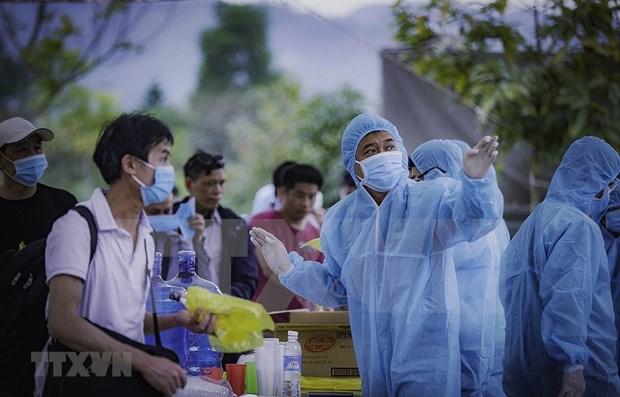 COVID-19: Vietnam mantiene curva ascendente en proliferacion de casos hinh anh 1