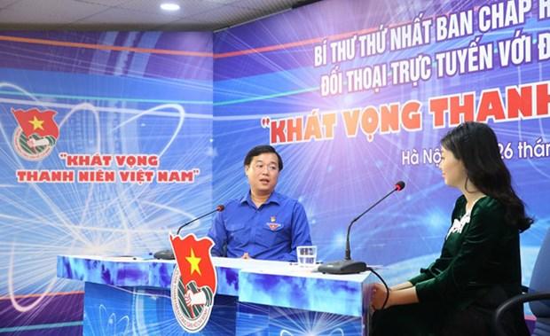 Vietnam por maximizar aportes del sector joven al desarrollo nacional hinh anh 1