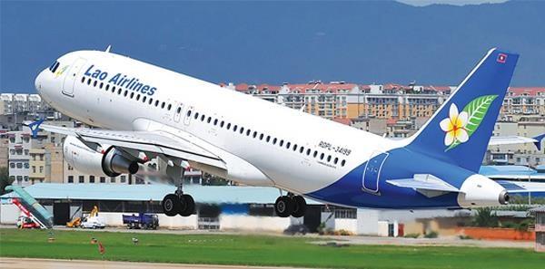Suspende Lao Airlines vuelos internacionales hinh anh 1