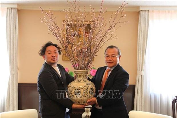 Agradece prefectura japonesa de Fukushima a Vietnam por apoyo posterior al desastre hinh anh 1