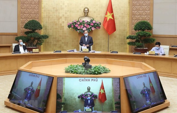 Efectuaran en Vietnam teleconferencia sobre desarrollo socioeconomico hinh anh 1