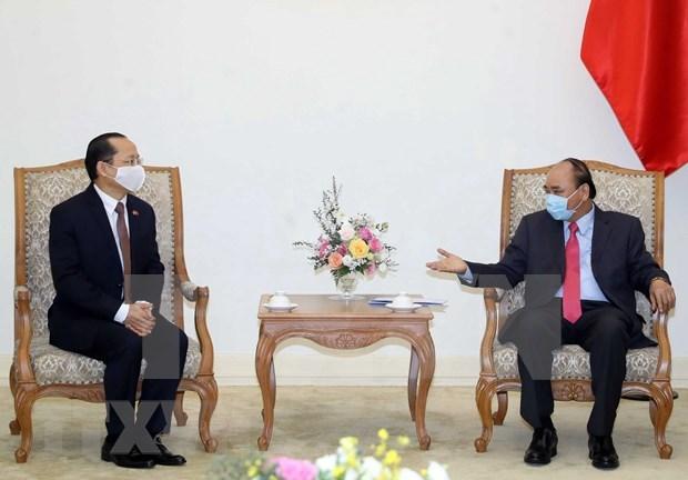 Ofrecera Vietnam dispositivos medicos a Camboya hinh anh 1