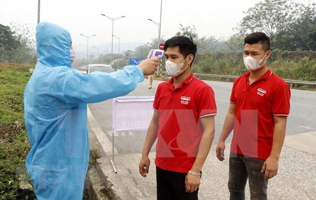 Ciudad Ho Chi Minh fomenta cooperacion internacional en lucha contra COVID-19 hinh anh 1