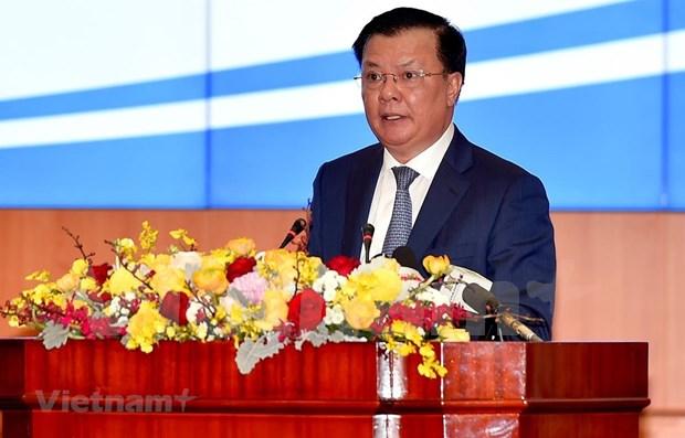 Ministro de Finanzas de Vietnam propone relajacion de plazo de pago tributario en medio de COVID-19 hinh anh 1
