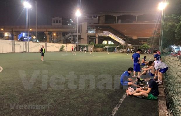 Federacion del Sudeste Asiatico reprograma torneos regionales de futbol hinh anh 1