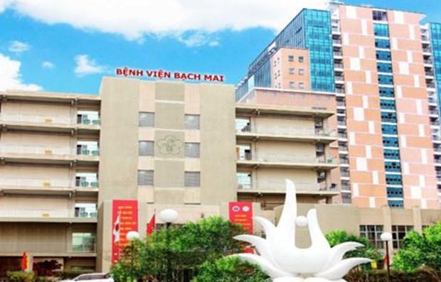 Vietnam pone en cuarentena a un hospital tras detectar cuatro casos del COVID-19 hinh anh 1
