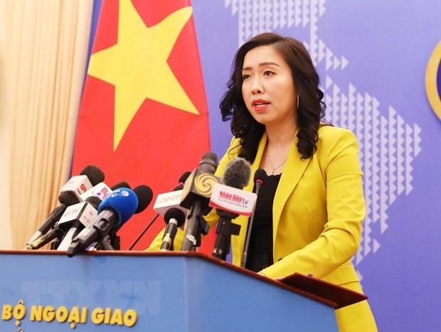 Sin casos de infeccion por COVID-19 en personal diplomatico vietnamita en extranjero hinh anh 1