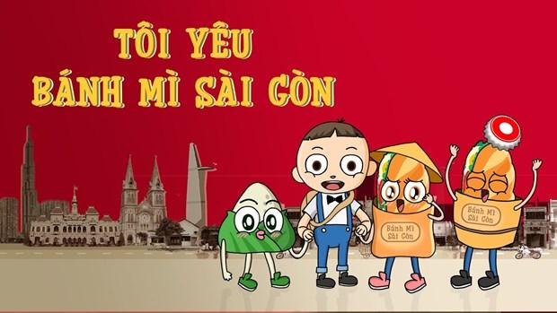 Cancion sobre el banh mi de Vietnam acapara atencion de internautas hinh anh 1