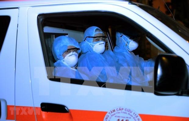 Suben a 174 casos de COVID-19 en Vietnam hinh anh 1