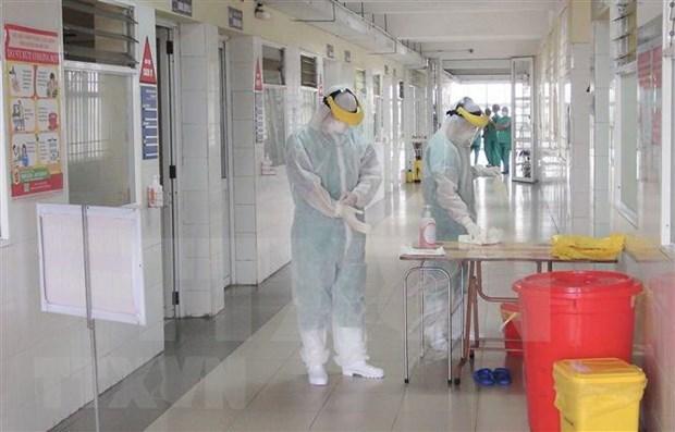 Suman 169 casos confirmados de COVID-19 en Vietnam hinh anh 1
