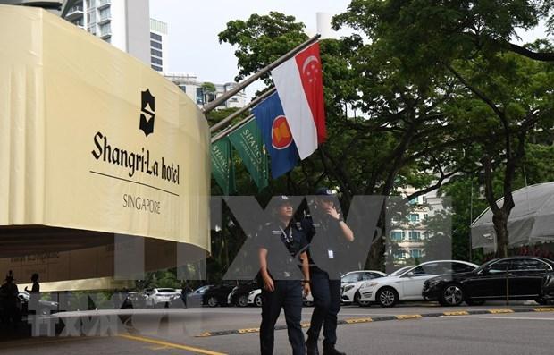 Cancelan dialogo Shangri-La 2020 hinh anh 1