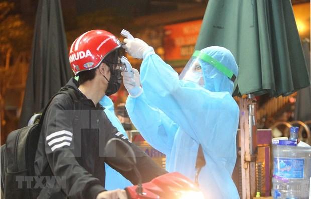 Vietnam registra 188 casos de COVID-19 y 25 dados de alta hinh anh 1