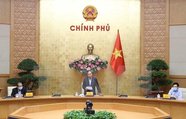 """Premier insta a intensificar colaboracion en """"guerra contra COVID-19"""" hinh anh 1"""