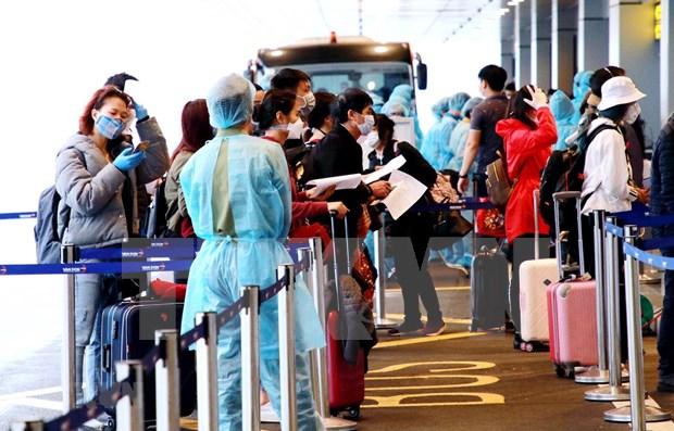 Recomienda cancilleria vietnamita a sus ciudadanos no repatriar hinh anh 1