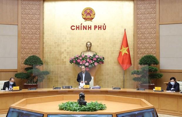 Pide primer ministro de Vietnam a todos los pobladores quedarse en casa hinh anh 1