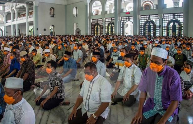 Indonesia pone en cuarentena a mas de 180 peregrinos hinh anh 1