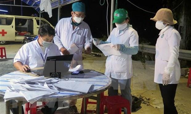 Destacan desempeno del sistema medico de base de Vietnam en lucha contra COVID-19 hinh anh 1