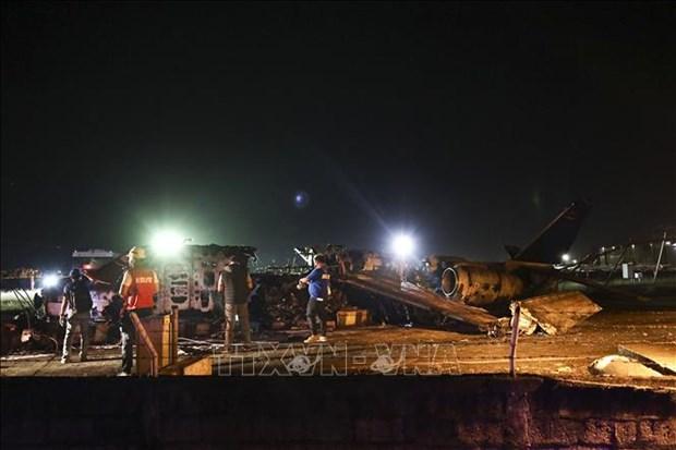 Ocho muertos por accidente de aviacion en Filipinas hinh anh 1