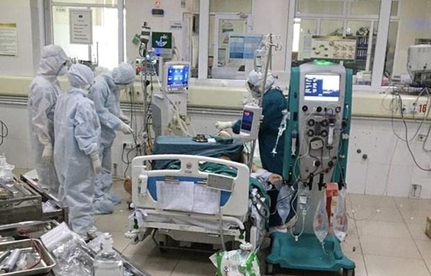 Vietnam suma 203 casos de COVID-19 hinh anh 1
