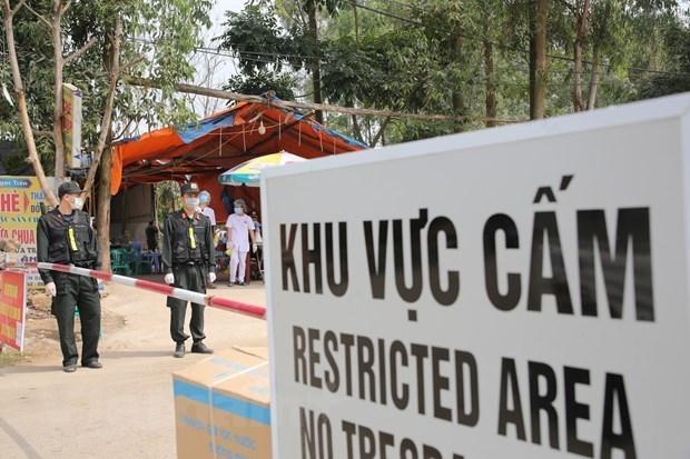 Cuarentena social en Vietnam se limita en nivel de persuasion hinh anh 1
