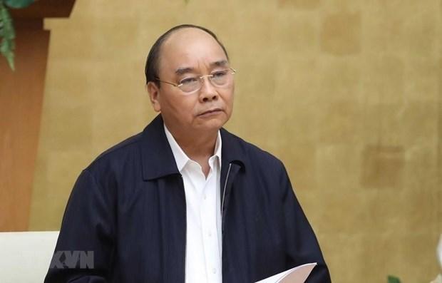 Aplicara Vietnam estrictas reglas de distanciamiento social a nivel nacional a partir de 1 de abril hinh anh 1