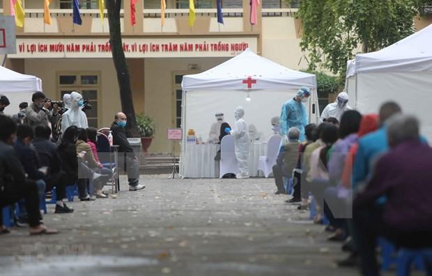 Vietnamitas confian en respuesta del gobierno a COVID-19 hinh anh 1