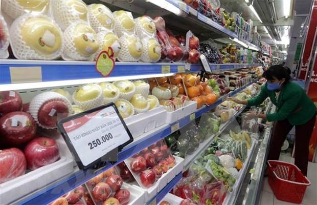 Hanoi garantiza suficientes bienes de consumo para pobladores hinh anh 1