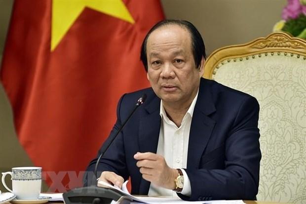 Reforzar medidas de distanciamiento social no significa bloqueo nacional, afirma ministro vietnamita hinh anh 1