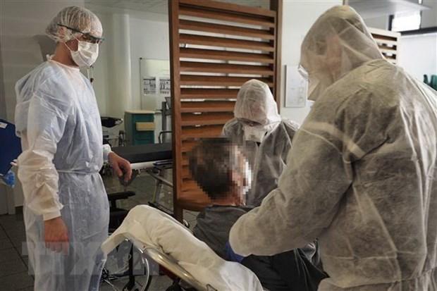 Vietnam expresa solidaridad con Europa ante el coronavirus hinh anh 1