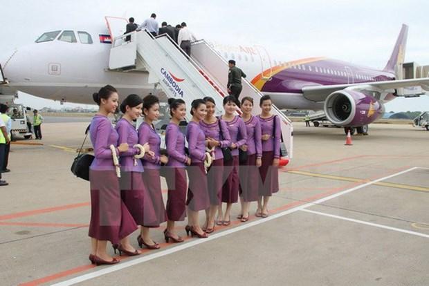 Camboya ofrece exenciones fiscales de tres meses a las companias de aviacion hinh anh 1