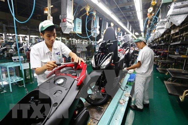 Suspende Honda Vietnam la produccion hinh anh 1