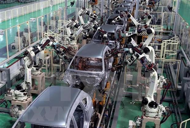 Disminuyen importaciones vietnamitas de automoviles hinh anh 1
