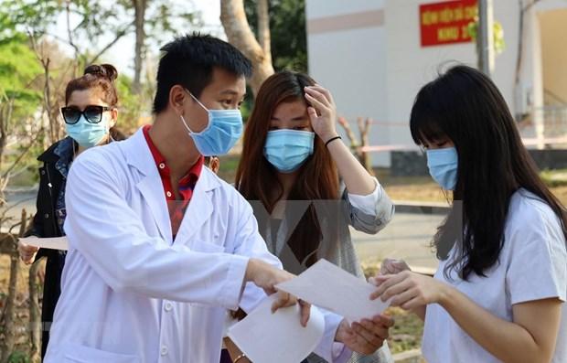 Ciudad Ho Chi Minh logra contener brotes de COVID-19 hinh anh 1